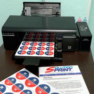 ВИДЕО / Печать струйная