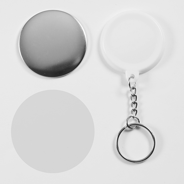 Брелок круглый, 44 мм
