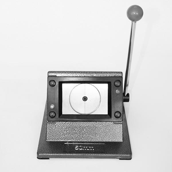 Вырубщик для значков, под круглую форму 50 мм