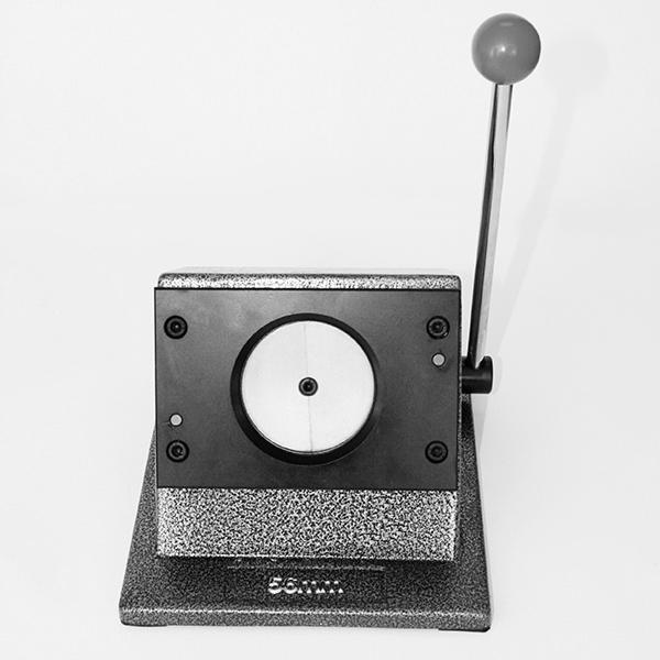 Вырубщик для значков, под круглую форму 56 мм