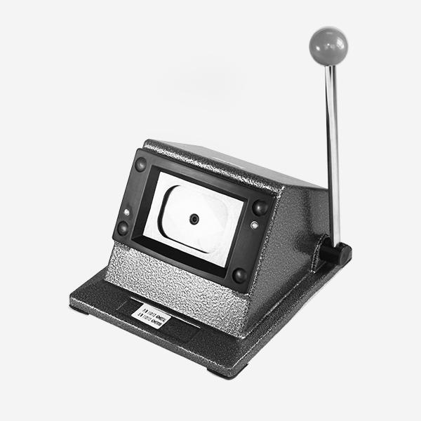 Вырубщик для значков, под прямоугольную форму 60*40 мм