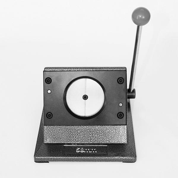 Вырубщик для значков, под круглую форму 58 мм